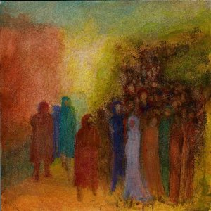 a coming together by d.m. le bris