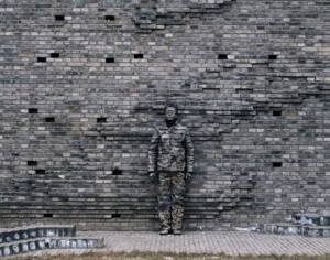 Hiding Brick Wall