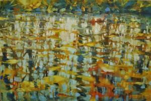 layered reflections by david dunlop