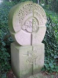 only connect gravestone