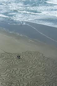 sand  contours