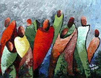 togetherness by adeyinka fabayo