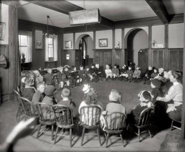 vintage story circle
